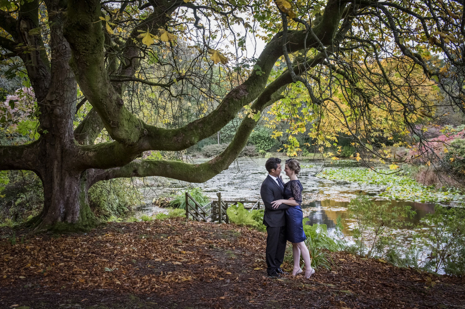 Autumn Wedding photographer