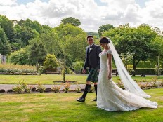 Brig O Doon House Wedding Photographer