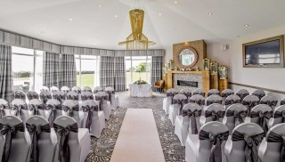 Waterside Hotel wedding venue in Ayrshire